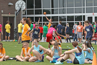 The 2019 Field Day at Communications High School in Wall, NJ on 6/7/19. [DANIELLA HEMINGHAUS | THE COAST STAR]