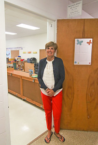 Joanne Clark at her classroom in the First Presbyterian Church in Manasquan, NJ on 6/19/19. [DANIELLA HEMINGHAUS | THE COAST STAR]