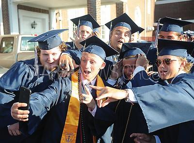 MANASQUAN HIGH SCHOOL 2017 GRADUATION