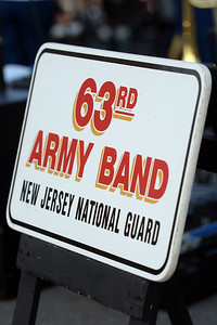 The 63RD Army Band performed a free open air concert in Squan mPlaza, Manasquan, NJ on 06/28/2019. (STEVE WEXLER/THE COAST STAR).