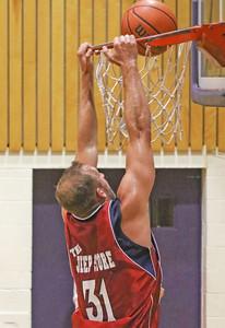 Jersey Shore Basketball League in Belmar, NJ on 7/2/19. [DANIELLA HEMINGHAUS | THE COAST STAR]