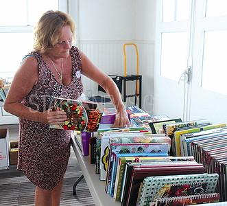 Avon Bookfair: Sheila Watson of Avon