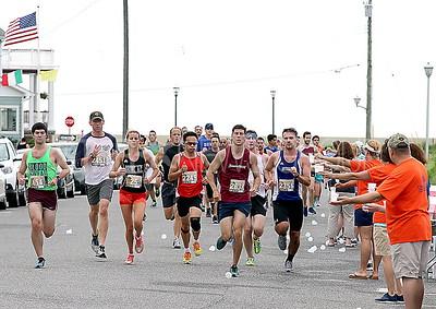 Belmar 41st annual 5 Mile Run
