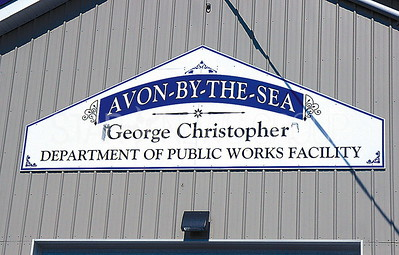 Avon Ceremony for George Christopher