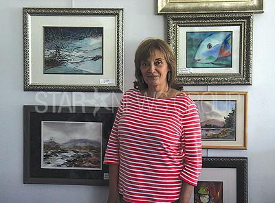 Brielle Library Art Open House: Artist Ellen Price of Brielle