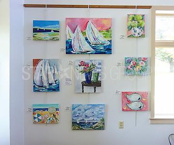 Brielle Library Art Open House: Art by Cindy Doolittle