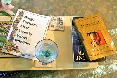A book club meeting in Wall, NJ on 8/29/19. [DANIELLA HEMINGHAUS]
