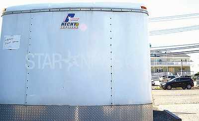 s.o.s. belmar trailer for texas.