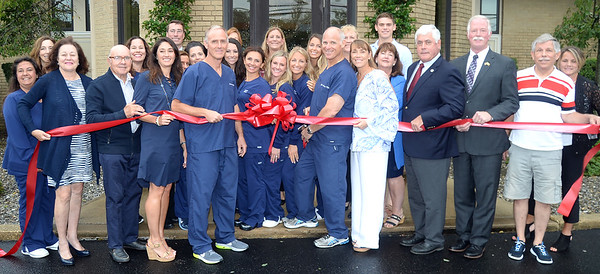 WALL ALL IN THE FAMILY DENTAL CARE 85TH ANNIVERSARY 09/10/2018 (STEVE WEXLER/THE COAST STAR).