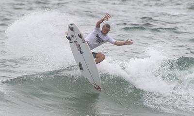 Luke Gordon--1rst place overall Belmar Pro Surf Contest : Day One, Heats 1-8 of the Fins Pro Mens Open in Belmar, NJ on 9/7/18. [DANIELLA HEMINGHAUS | NIGHT & DAY MAGAZINE}