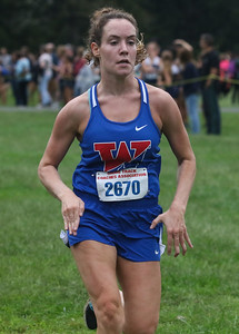 Emma Hecht Cross Country Battle in Lakewood,NJ on 9/14/18. [DANIELLA HEMINGHAUS | STAR NEWS GROUP]