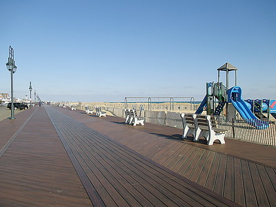 BMR boardwalk