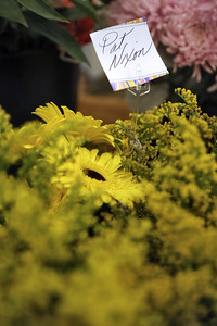 "The Garden Club of Spring Lake held it's Fall Luncheon entitled "" Lunch at The White House , Favorite Flowers of First Ladies at the Spring Lake Golf Club  on Wednesday October 10, 2018. (MARK R. SULLIVAN /THE COAST STAR)"