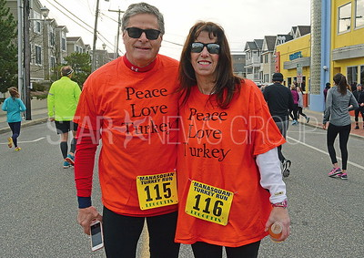 gene and marilyn berta. mahwah. stopped during the run.