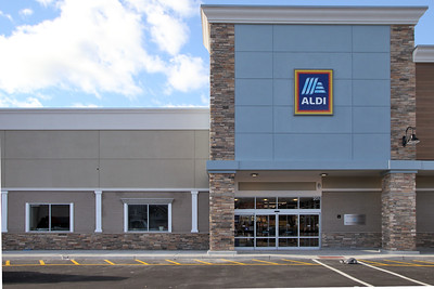 The ALDI Grocery store located at the1919 Route 35 South in Wall Township will be holding it's Grand Opening the week of December 3rd, 2018.  (MARK R. SULLIVAN/THE COAST STAR)