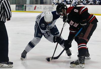 no.24 Manasquan v/s Jackson Memorial hockey in Wall, NJ on 12/12/18. [DANIELLA HEMINGHAUS | THE COAST STAR]