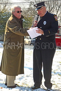 brl mayor nicol and fire chaplan jim stenson