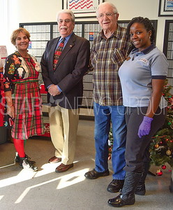 jane van Eerde, mayor nicol, george sevastakis, desirea williams