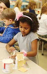 avon gingerbread making// Julianna Fagan 1st