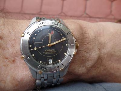 Krieger Tidal Chronometer