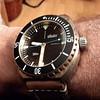 Olivier Bronze Diver
