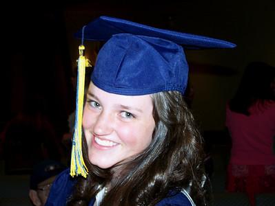 Brittanys HS Graduation 2008
