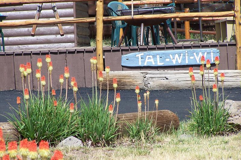 Tal Wi Wi  Alpine, AZ.
