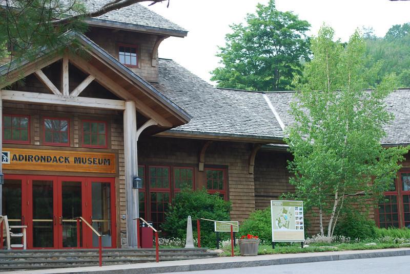 Adirondack Museum<br /> Blue Mountain Lake, NY