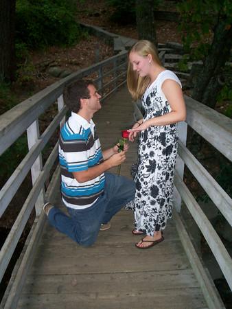 Ryan and Emilys Engagement