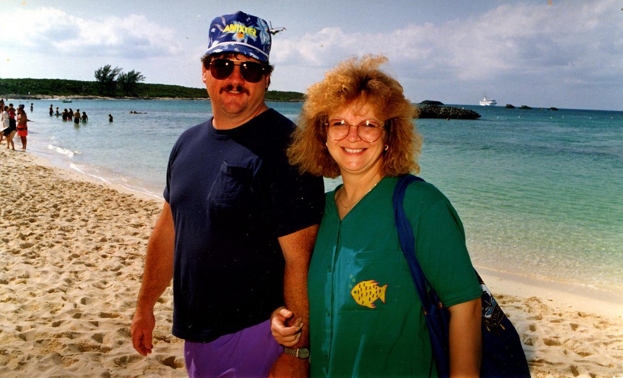 1991<br /> Western Caribbean Cruise