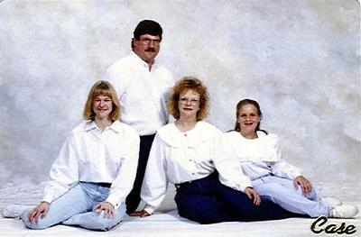 Family shot 1995 or so.
