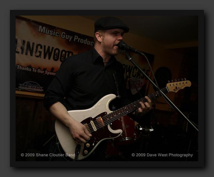 Shane Cloutier Band  041909   11