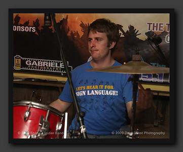 Shane Cloutier Band  041909   05