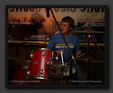Shane Cloutier Band  041909   39