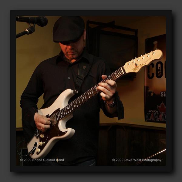 Shane Cloutier Band  041909   42