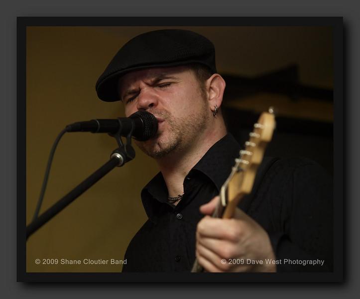 Shane Cloutier Band  041909   24