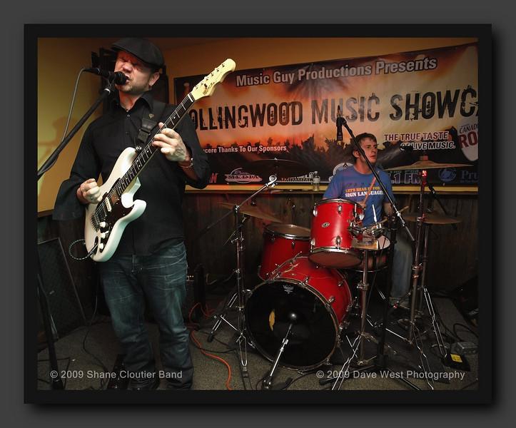 Shane Cloutier Band  041909   15