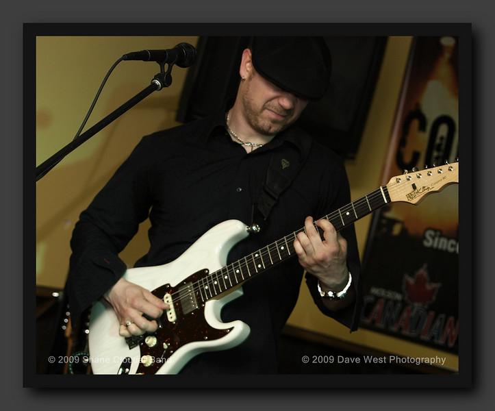 Shane Cloutier Band  041909   30