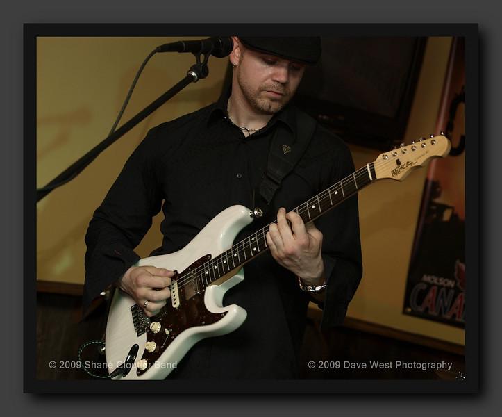 Shane Cloutier Band  041909   29
