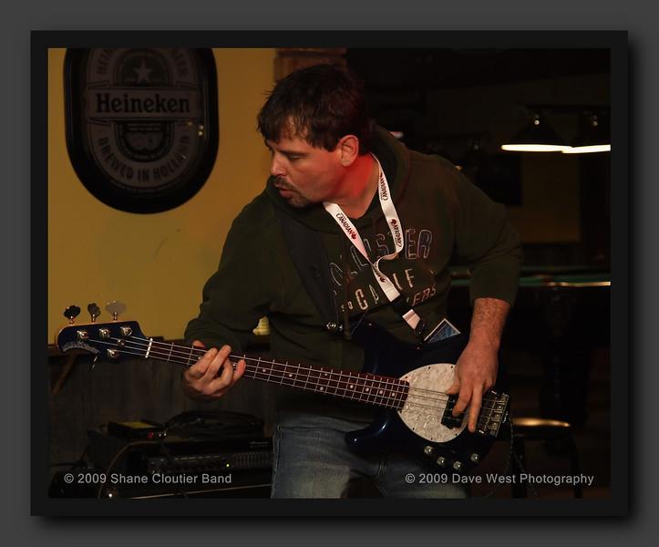 Shane Cloutier Band  041909   12