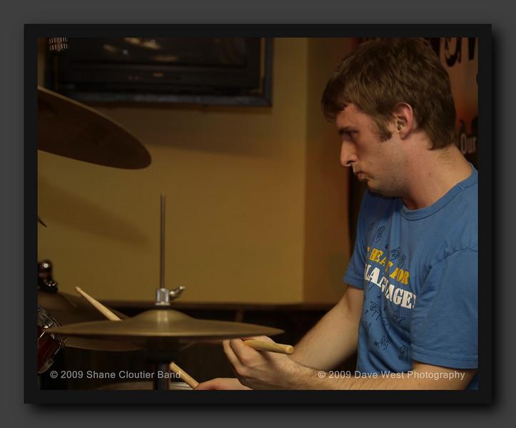 Shane Cloutier Band  041909   36
