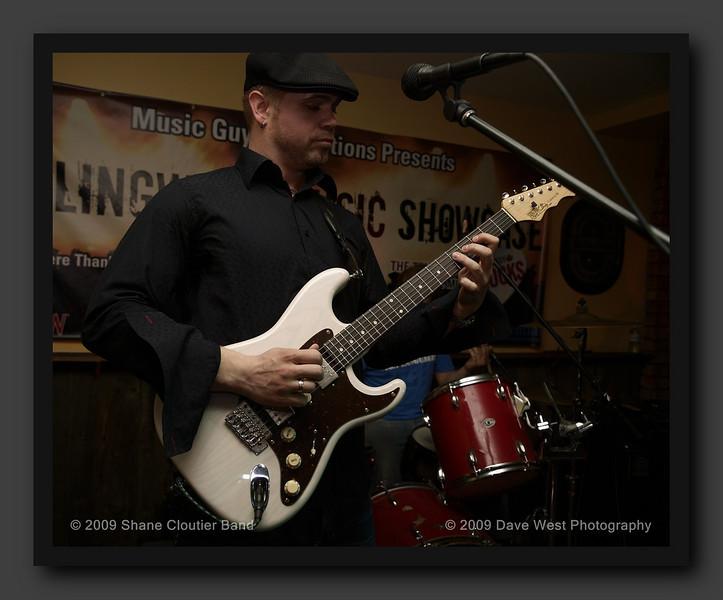 Shane Cloutier Band  041909   18