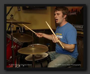 Shane Cloutier Band  041909   09