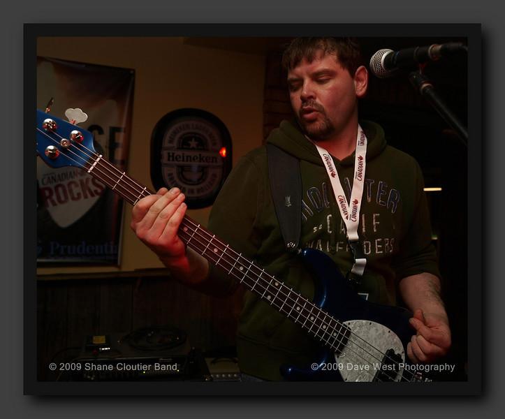 Shane Cloutier Band  041909   38
