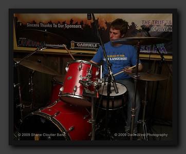 Shane Cloutier Band  041909   04