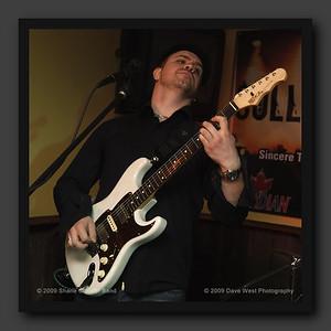Shane Cloutier Band  041909   06