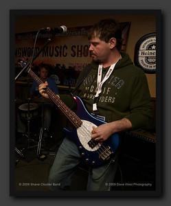 Shane Cloutier Band  041909   02