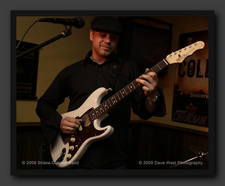Shane Cloutier Band  041909   40