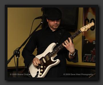 Shane Cloutier Band  041909   28