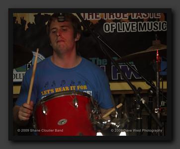 Shane Cloutier Band  041909   32